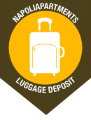 Napoli Luggage Deposit - Leave your Luggage and enjoy Napoli
